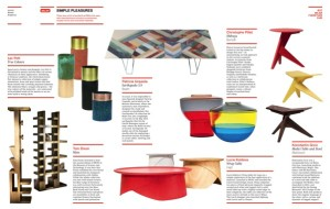 ICON  The best new products from Milan 2013 as chosen and reviewed by Mandi.